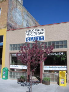 Colorado Mountain Realty office